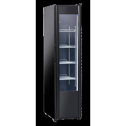 Kjøleskap (slank) 300 l. med glassdør
