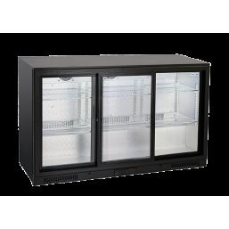 Back Bar kjøleskap 320L DRINKS BBC386S