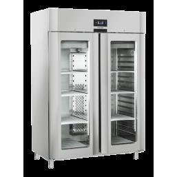 Kjøleskap 1105 l. INOX QNG14