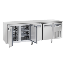 Frysebenk 485 l. INOX SF4100