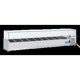 Kjølemonter 66 l. INOX VRX20/33