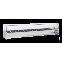 Kjølemonter 74 l. INOX VRX22/33