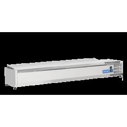 Kjølemonter 58 l. INOX VRX18/33S/S
