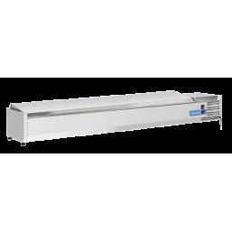 Kjølemonter 66 l. INOX VRX20/33S/S