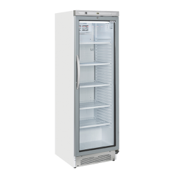 Kjøleskap 350 l. med glassdør