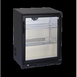 Back Bar kjøleskap glassdør 124l.